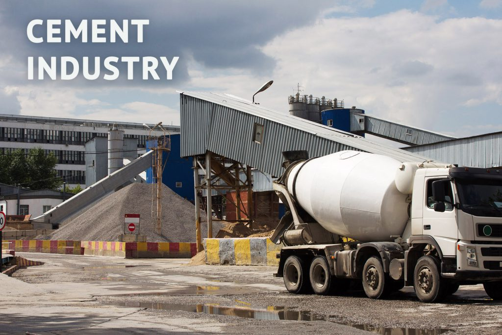 Information about cement industry
