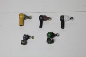 Tie Rod Ends for Agricultural Machinery